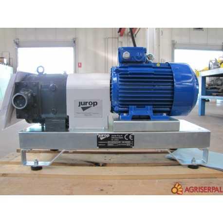 Jurop VL2 mas motor eléctrico