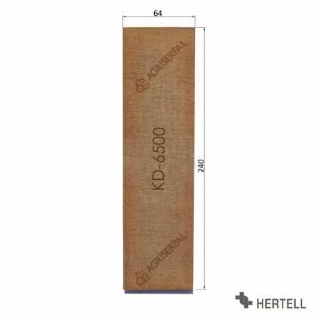 Palheta Hertell KD-6500